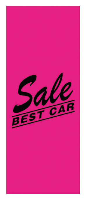 Sale BEST CAR ピンク【K-17】(車販売)