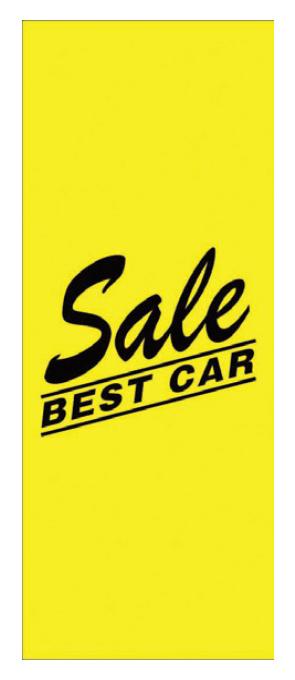 Sale BEST CAR イエロー【K-15】(車販売)